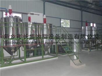 亚麻籽油成套机械