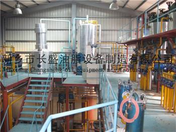 猪油精炼机械