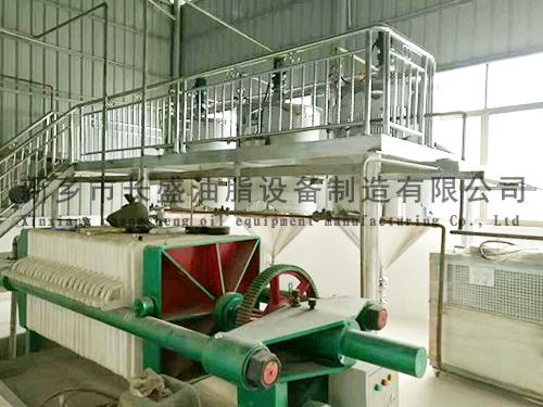 茶籽油设备