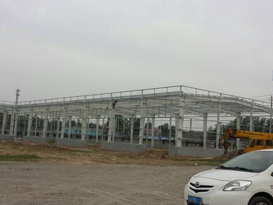 郑州钢结构防火塗料施工