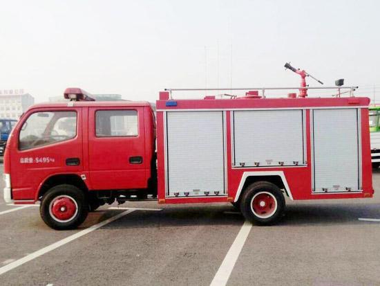 专业消防車
