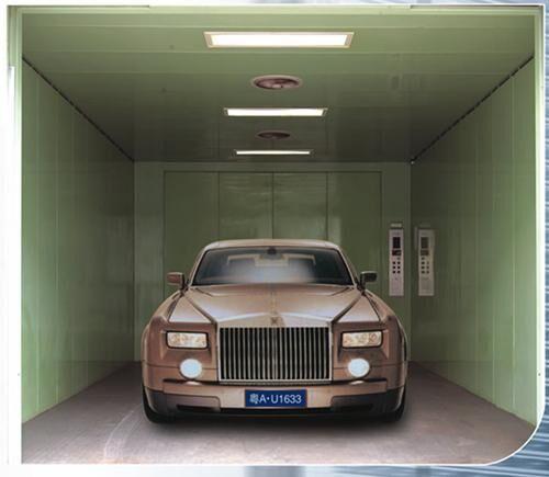 成都安装汽车电梯价格
