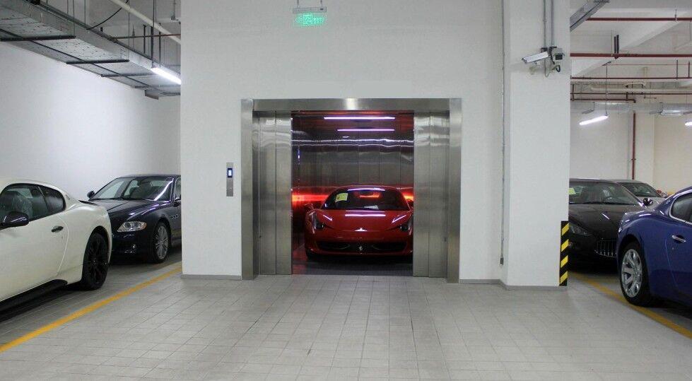 成都汽车电梯安装