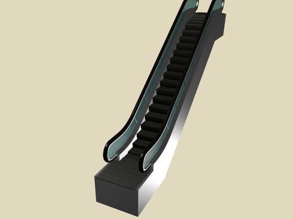 成都安装自动扶梯