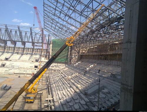 钢结构厂场馆