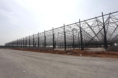 西安钢结构场馆