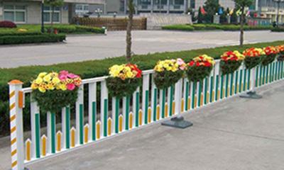 贵阳城市道路护栏