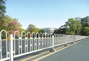 贵阳城市道路护栏安装