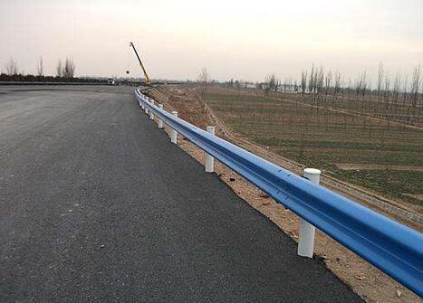 广西公路波形护栏
