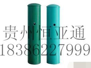 波形护栏喷塑立柱B01