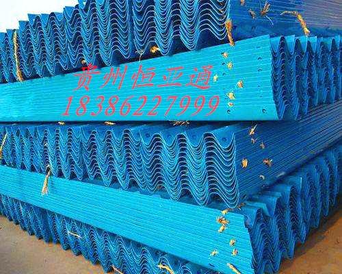 喷塑波形护栏板A03