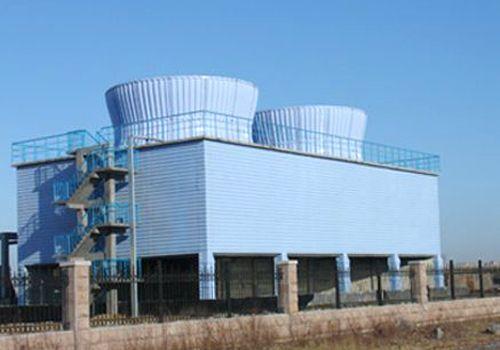 混凝土结构冷却塔