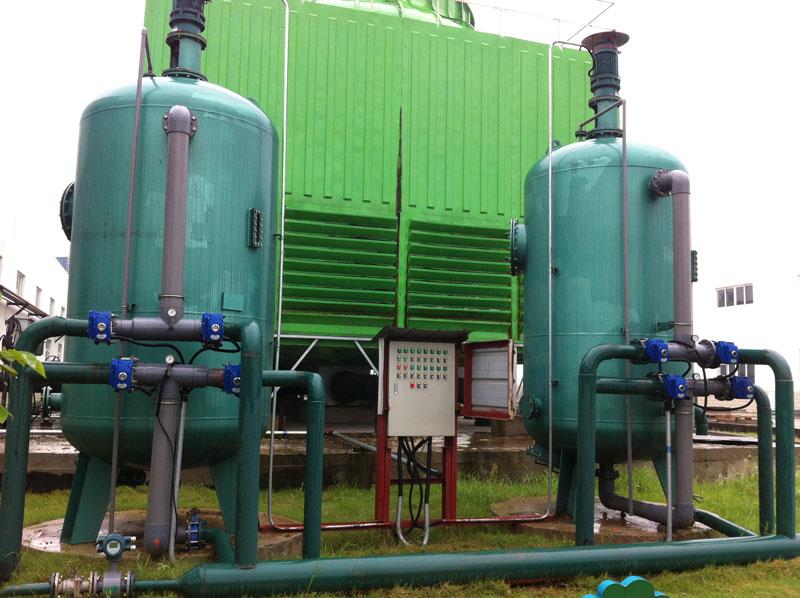 冷却塔旁滤全自动过滤器