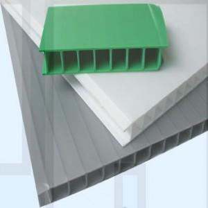 东莞塑胶中空板