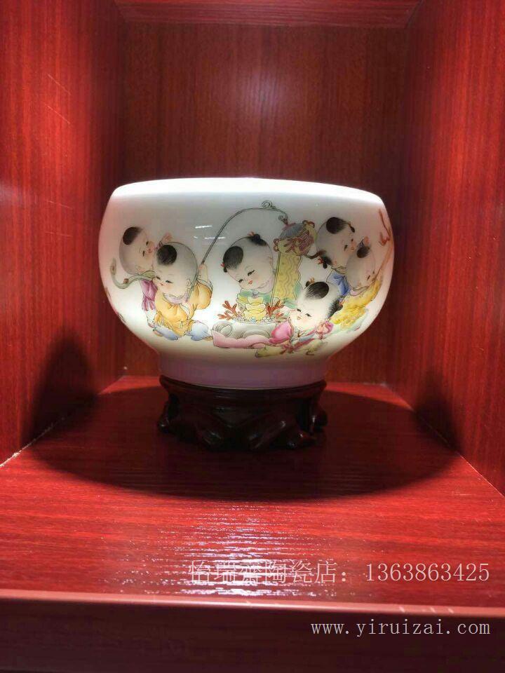 武漢景德鎮陶瓷精細全手繪單杯