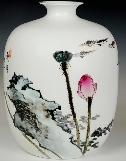 景德鎮陶瓷(名人名作)