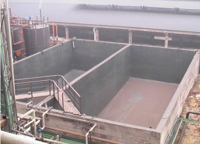 黃石污水池防腐