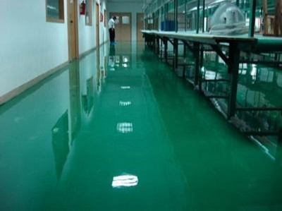 环氧地坪防腐工程