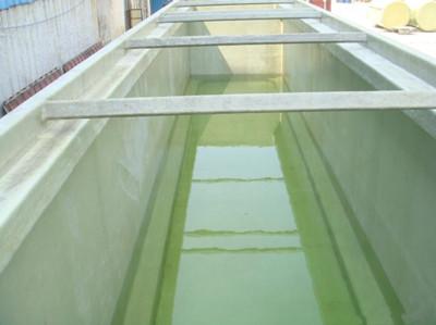武漢污水處理池防腐