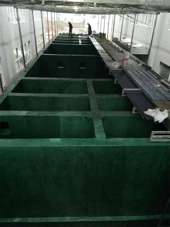 武漢污水池環氧玻璃鋼防腐公司