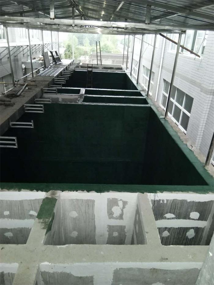 武漢廢水池防腐