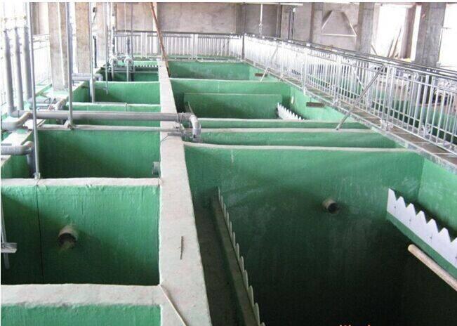 武汉污水池贴布防腐