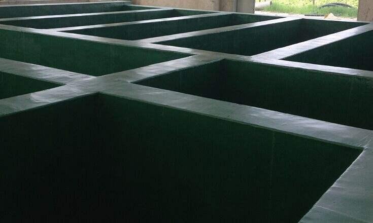 武漢玻璃鋼水池防腐