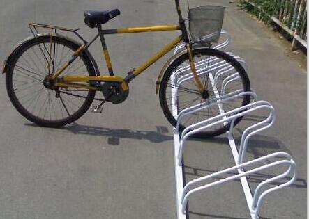 永利_卡位自行车停车架