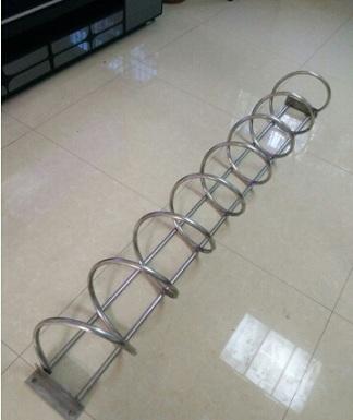 永利_不锈钢自行车架厂家