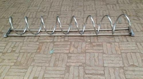 永利_不锈钢自行车架生产厂家