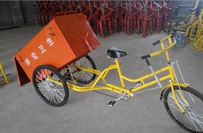 永利_北京三轮垃圾车