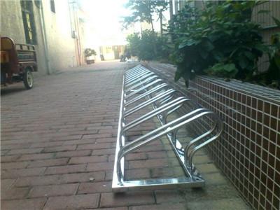 永利_卡位自行车停放架生产厂家