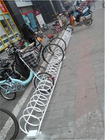 永利_螺旋自行车架生产厂家