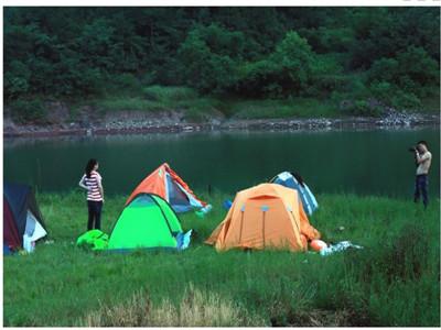 贵州野外徒步露营公司