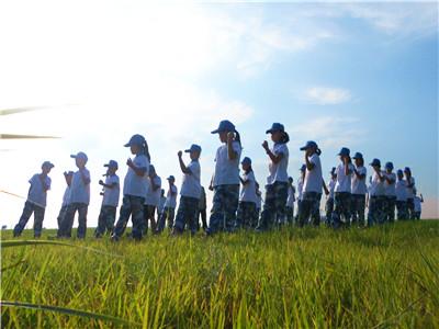 贵州夏令营训练