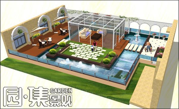 <知识>别墅花园的设计方案怎么样才能确定 别墅花园从风水上怎么设计