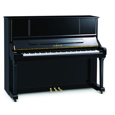 雅马哈立式钢琴YU128EX