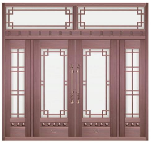 【图文】亳州铜门 别墅大门尊贵身份的象征_铜装饰的三大优点