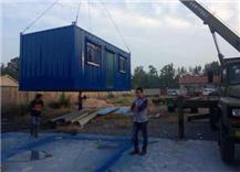 【资讯】彩钢板房的施工有哪些原则 彩钢板房安装需掌握的注意事项