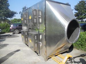 养殖场废气处理工程