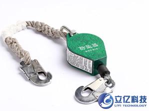煤矿更衣室吊篮专用防坠器