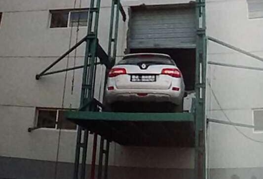 汽车升降机