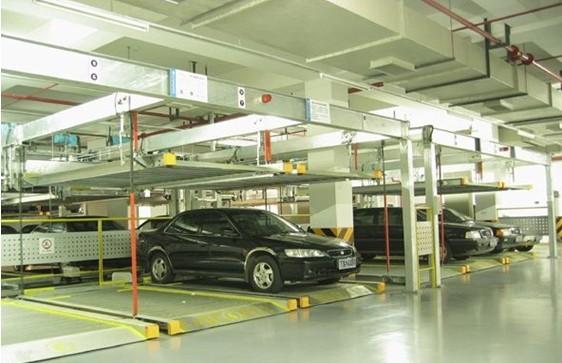 贵州立体停车场