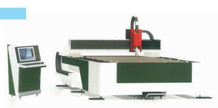 数控光纤激光切割机(双驱)