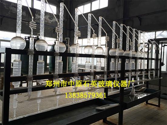电热式硫酸提纯设备