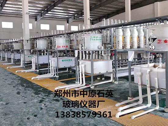 硫酸提纯设备使用