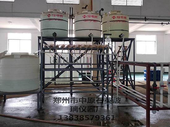 硫酸提纯设备设施