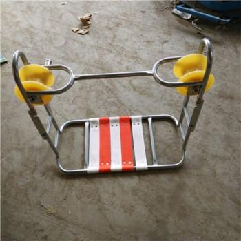 尼龙座滑椅