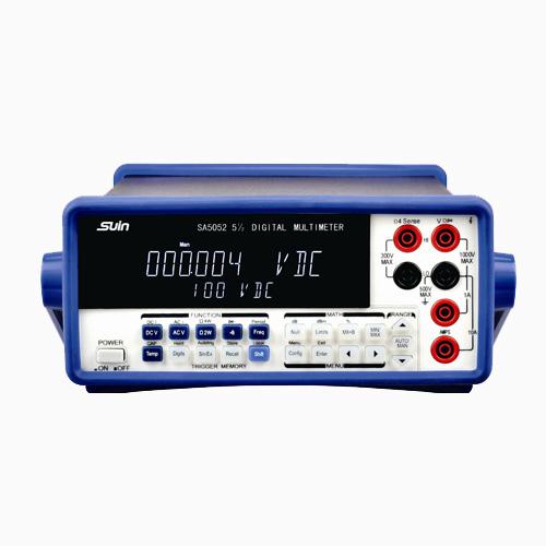 SA5052系列数字万用表