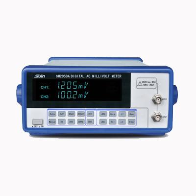 SM2000A系列数字交流毫伏表